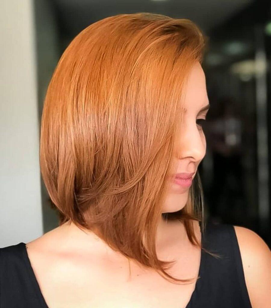 capelli ramati