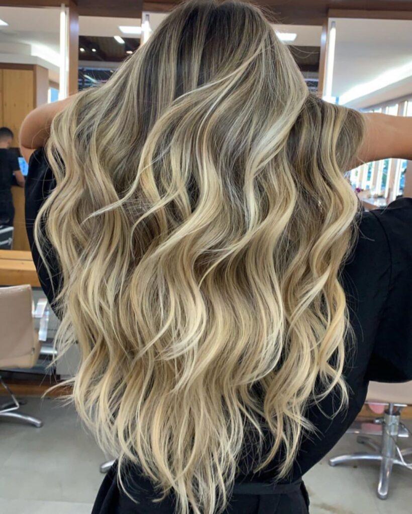 contrasti tra i capelli