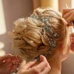 Spazzola rotante per capelli corti