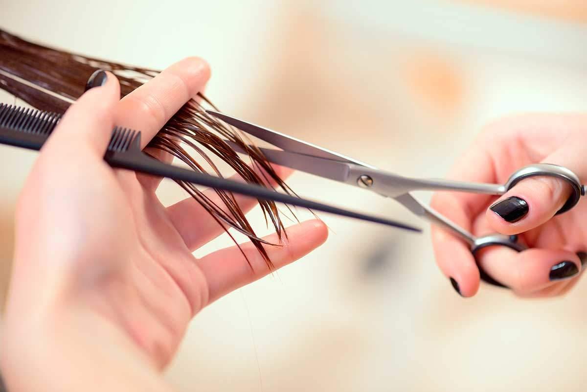 Quando bisogna tagliare i capelli
