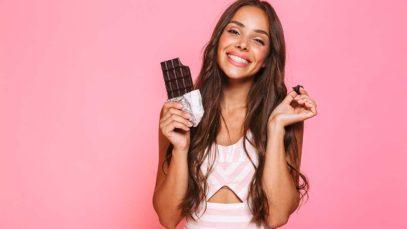 Capelli cioccolato fondente
