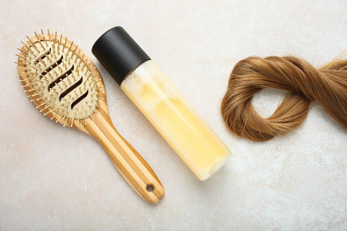 cura del cuoio capelluto